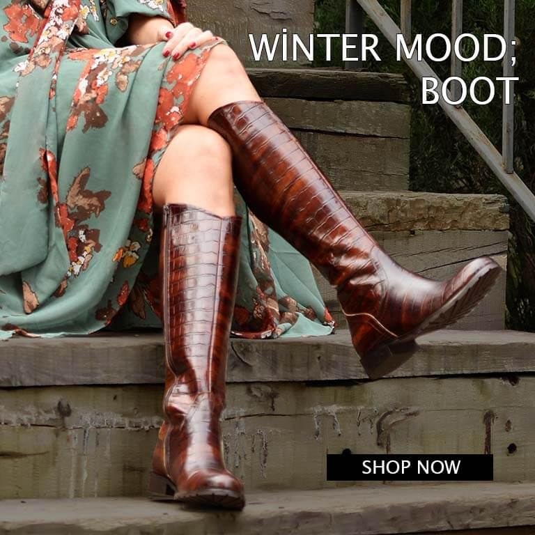 Winter Mood : Boots